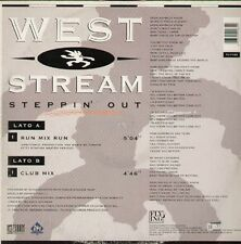 WEST STREAM - Steppin' Out - Flying - FLY 183