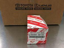 LEXUS TOYOTA Brake-Front RX330 2004-2006 OEM Front Brake Pads 0446548100 NEW