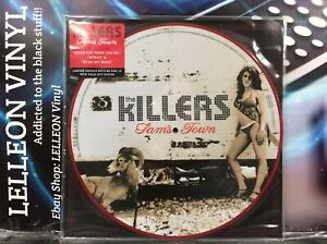 The Killers Sam's Town Ltd Ed Picture Disc LP B0007221 Rock 00's New & Sealed