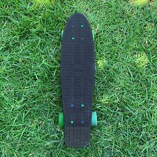 "Black Chicago Skates Penny Board Like Cruiser Skate Board 22"""