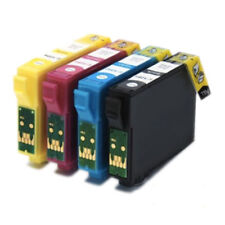4 Cartridges for Epson Stylus S22 SX230 SX235W SX430W SX125 SX130 SX420W SX425W