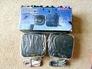 "Sanyo HD452A  4"" Coax Mobile Audio Speakers 60W"