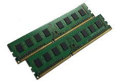4GB 2x 2GB PC3-10600 1333 Dell Optiplex Studio Vostro Precision XPS Memory RAM