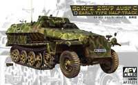 AFV Club 1/35 Sd.Kfz.251/9 Ausf.C Half-Track  #35251 *new*Sealed*