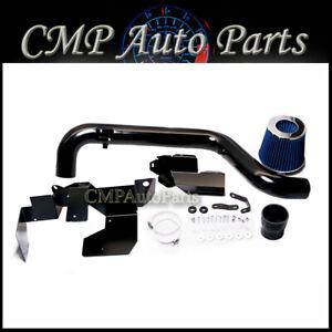 BLUE HEAT SHIELD AIR INTAKE FOR 04-08 AUDI A3 VW EOS GTI JETTA GOLF 2.0L ENGINE