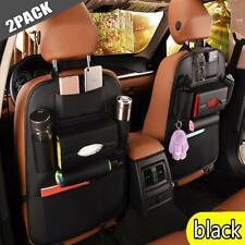 Cuir PU Premium Organiseur pour siège arrière de voiture pour bébé Accessoires