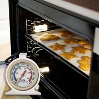 Stainless Steel Temperature Oven Thermometer Gauge For Kitchen Tools bara