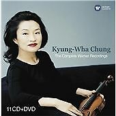 Kyung-Wha Chung: The Complete Warner Recordings (2015) New & sealed