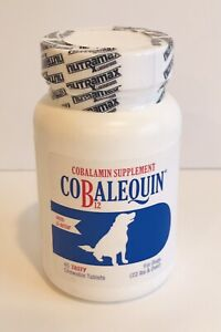 Cobalequin Cobalamin Supplement for Dogs 22lbs and Up 45ct Chewable Tablets