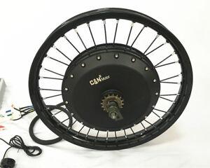 Leili 12000w/72v Electric Bike Ebike Fat Tire Regular Tire Conversion Kit MOTOR