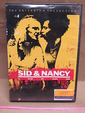 Sid & Nancy (DVD, 1998, Criterion Collection) - OOP