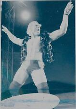 DOLPH ZIGGLER 2012 TOPPS WWE #1/1 MASTERPIECE PRINTING PLATE