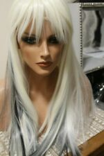 light and dark louise wig   long wig soft & straight premium quality