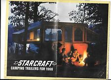 New Starcraft 7-Star Holiday Camper Aft Curtain Vintage OEM Factory Cover #19669