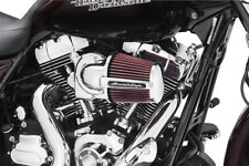 Genuine Screamin Eagle Heavy Breather Elite Performance Air Cleaner Kit - Chrome