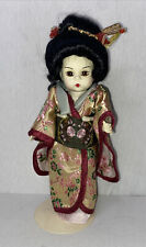 "RARE 8"" Madame Alexander Doll! International Friends Geisha Japan #28545 !!"