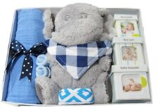 TENDER ELEPHANT Boy Baby Classic Hamper Gift Box Set (HAM205) BRAND NEW