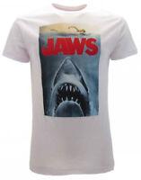 T-shirt originale LO SQUALO ufficiale film Steven Spielberg anni 70 maglia