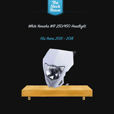 YAMAHA Headlight Light With Mask WR250F 2015-2018 WR450F WR 250 450