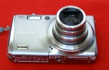 Fujifilm FinePix F Series F70EXR 10.0MP,Built-in Speaker Digital Camera - Silver