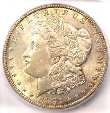 1897-O Morgan Silver Dollar $1 - Certified ICG MS62 (BU UNC) - $2,500 Value!