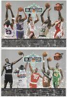 1992-93 Fleer Ultra NBA Jam Session Set Of 2 Top 20 Michael Jordan Pippen ++