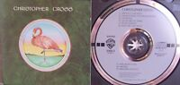Christopher Cross- Same- Made in France- Target-Label- No Barcode