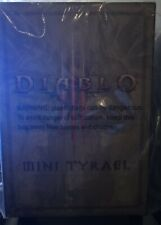 Diablo 3 III Mini Tyrael Statue Blizzcon 2011 Blizzard Collectible Figure New