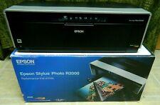Epson Stylus Photo R2000 Digital Photo Inkjet Printer