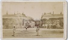 Dijon France cdv Millot Vintage albumine ca 1870