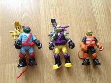 teenage mutant ninja turtles figures 2012
