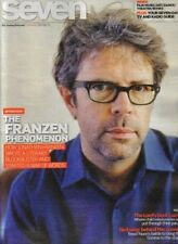 Jonathan Franzen on Magazine Cover September 2010