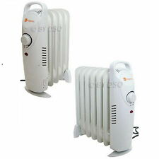 White Electric Home Radiators