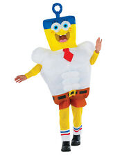 "SpongeBob Kids Invincibubble Costume,Standard,Age 5 - 7 yrs,HEIGHT 4' 2"" - 4' 6"""
