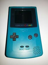 Nintendo Game Boy Color Blue Handheld System
