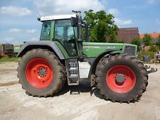 Fendt Favorit 900 Series Workshop & Operators Manuals