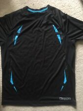Men's Kappa T-shirt, Black Color , Size S, Used