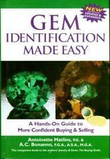Easy Gemstone Testing Tools Species Identification Synthetics Simulants Fakes