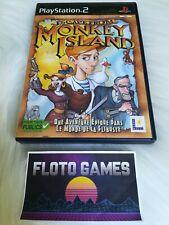 Jeu Escape From Monkey Island Sony Playstation 2 PS2 en Boite - Floto Games