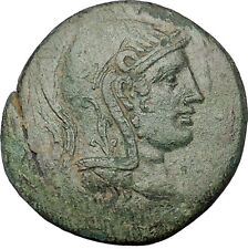 AMISOS in PONTUS MITHRADATES VI the GREAT Time Perseus Medusa Greek Coin i53317