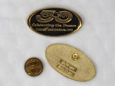 Honda Gold Wing CB750 CB450 Dream Pin 50th Anniversary Motorcycle Collector