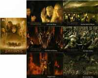 Lord of the Rings The Fellowship Of The Ring Update Full 72 Card Base Set