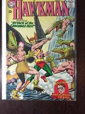 Hawkman #7 Silver Age Comic Book  VF/VF+, DC, 1965, Vol 1