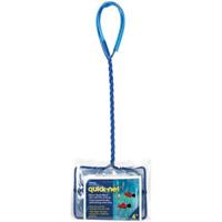 Aquarium Fish Net – Aqua Blue Quick Catch Mesh Wire Net Safe NEW
