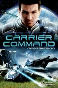 Carrier Command: Gaea Mission - STEAM KEY - Code - Download - Digital - PC