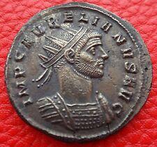 Superbe Aurelianus Aurelien SOLI INVICTVS, Monnaie Romaine, Roman Coin