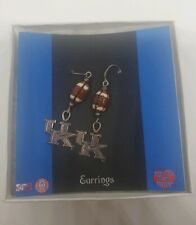 Collegiate University of Tennessee S//S UNIV OF TENNESSEE CRYSTAL OVATION EARRINGS