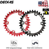 DECKAS 96BCD-S 32-38T Narrow Wide MTB Bike Chainring Round Oval Chainwheel Disc