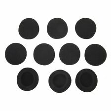 5 Paar schwarze Ersatz Ohrpolster Pads fuer PX100 Koss Porta Pro Kopfhoerer ET