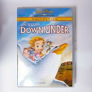 The Rescuers Down Under Movie DVD Region 4 AUS Free Postage - Kids Animated
